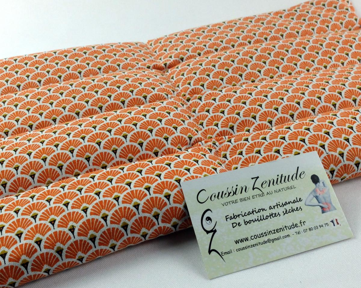COUSSIN LOMBAIRE - BOUILLOTTE SECHE -ANDALOU O