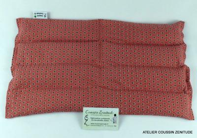 COUSSIN LOMBAIRE - BOUILLOTTE SECHE -NAKANO R