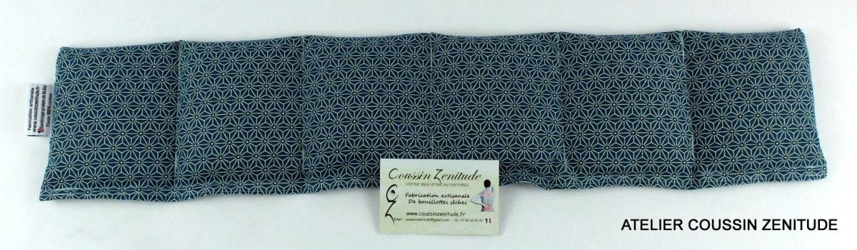 COUSSIN CERVICALE - BOUILLOTTE SECHE - NAKANO B